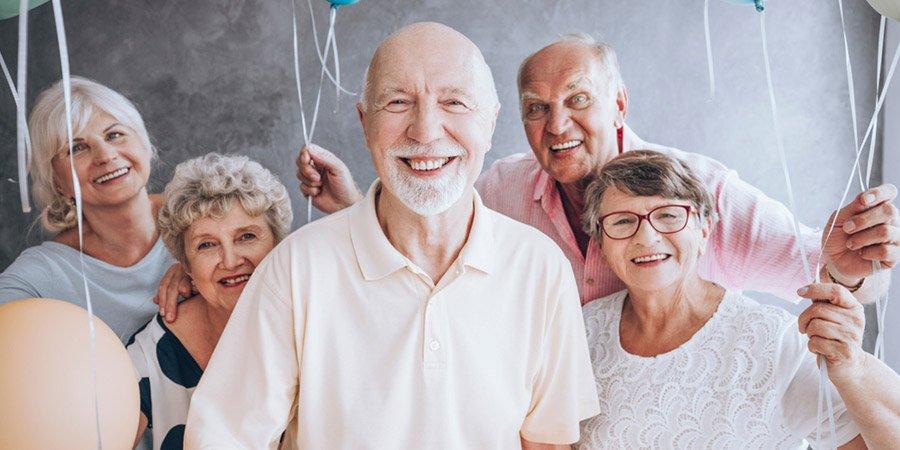oskrba na domu - veselje